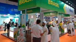 Brasil participa de feira nos Emirados Árabes