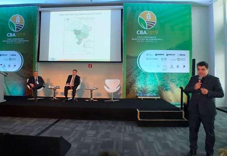 Congresso discute papel da Agronomia frente aos desafios globais impostos ao Brasil