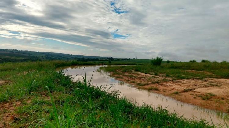 Depois da seca, chuvas fortes... E a pior das perdas: a erosão!